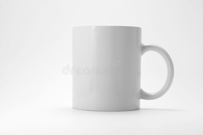 Caneca de café foto de stock