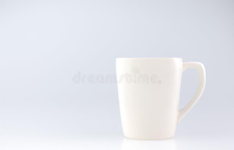 Download Caneca De Café No Fundo Cinzento, Espaço Da Licença Para Adicionar O Texto Imagem de Stock - Imagem de cerâmico, breakfast: 65580415