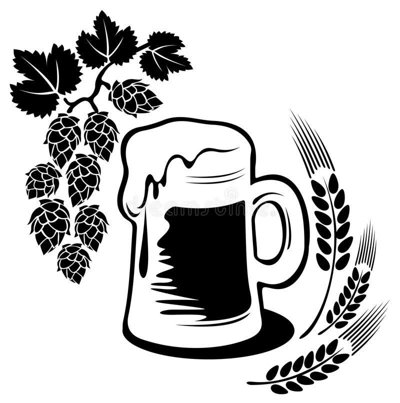 Kleurplaat Mug Caneca De Cerveja Ilustra 231 227 O Do Vetor Ilustra 231 227 O De
