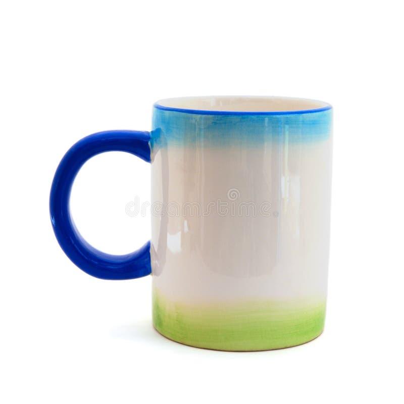 Download Caneca vazia foto de stock. Imagem de leite, céu, caneca - 16869374