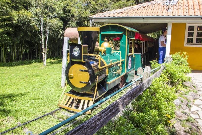 Canela - Rio Grande do Sul - il Brasile fotografie stock libere da diritti