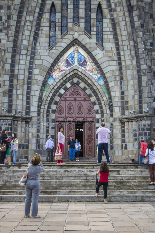 Canela - Rio Grande haga Sul - el Brasil fotos de archivo libres de regalías