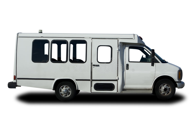 Canela Van imagem de stock