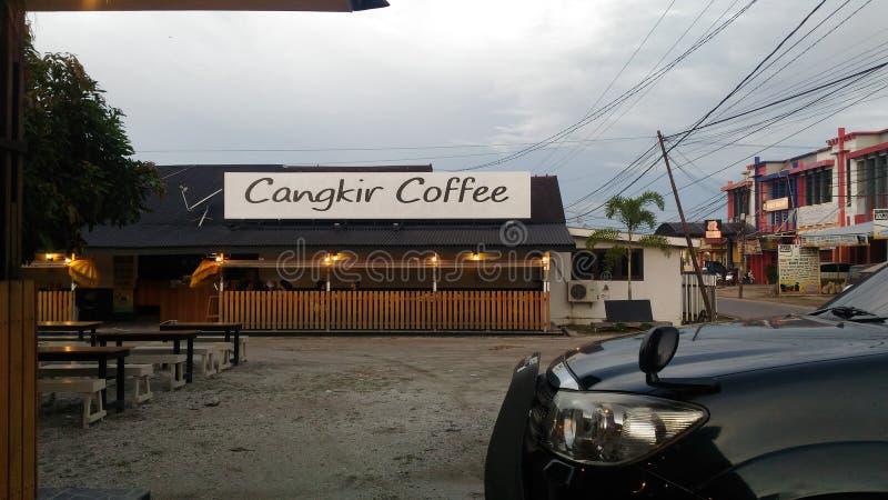 Cangkir Coffe fotos de archivo libres de regalías