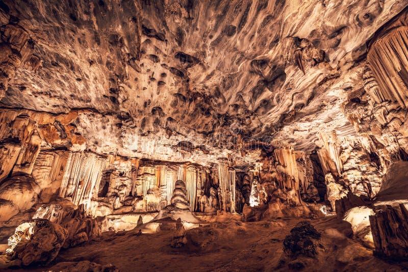 cango południa jaskiniowi afryce obrazy royalty free