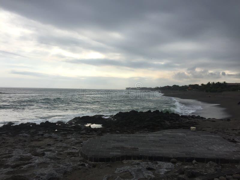 ¡Canguu! playa del eco fotografía de archivo