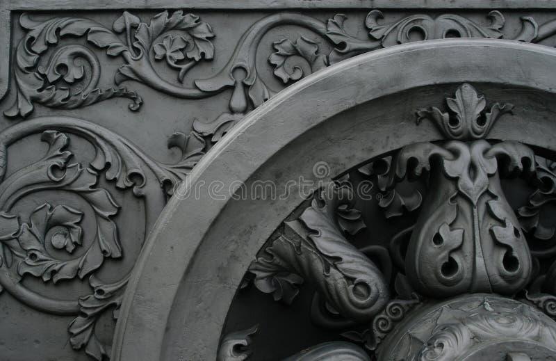 Canhão velho do russo imagem de stock royalty free