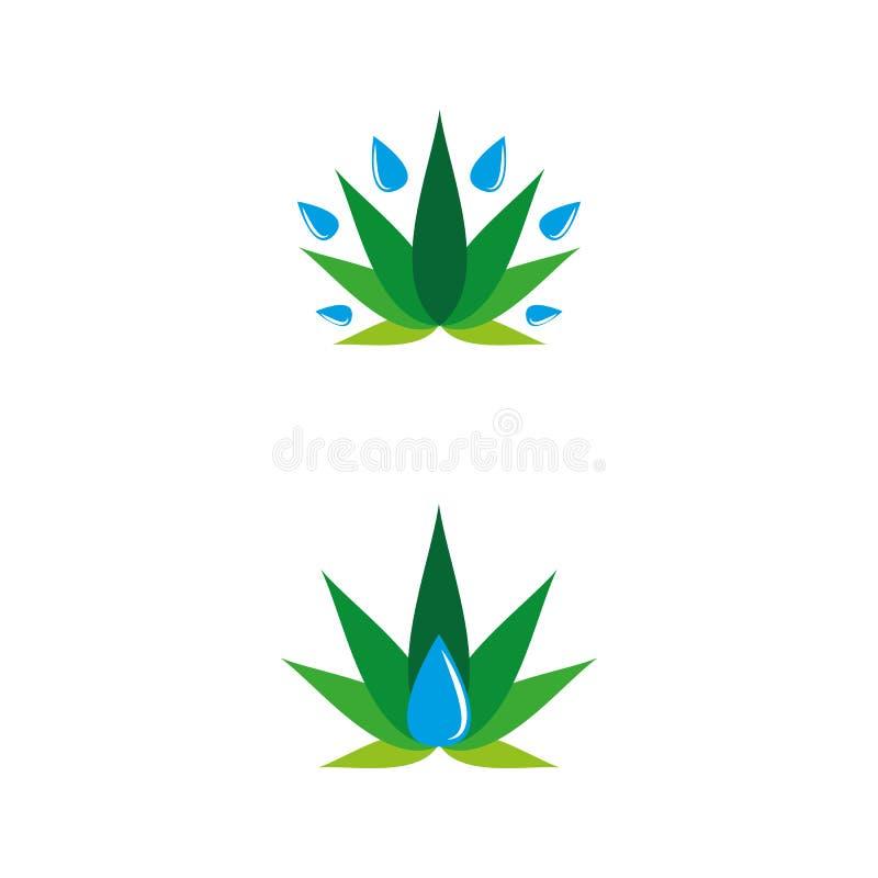 Cannabis 9 vektor illustrationer
