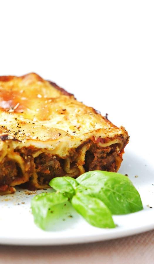 Cannelloni lizenzfreie stockbilder