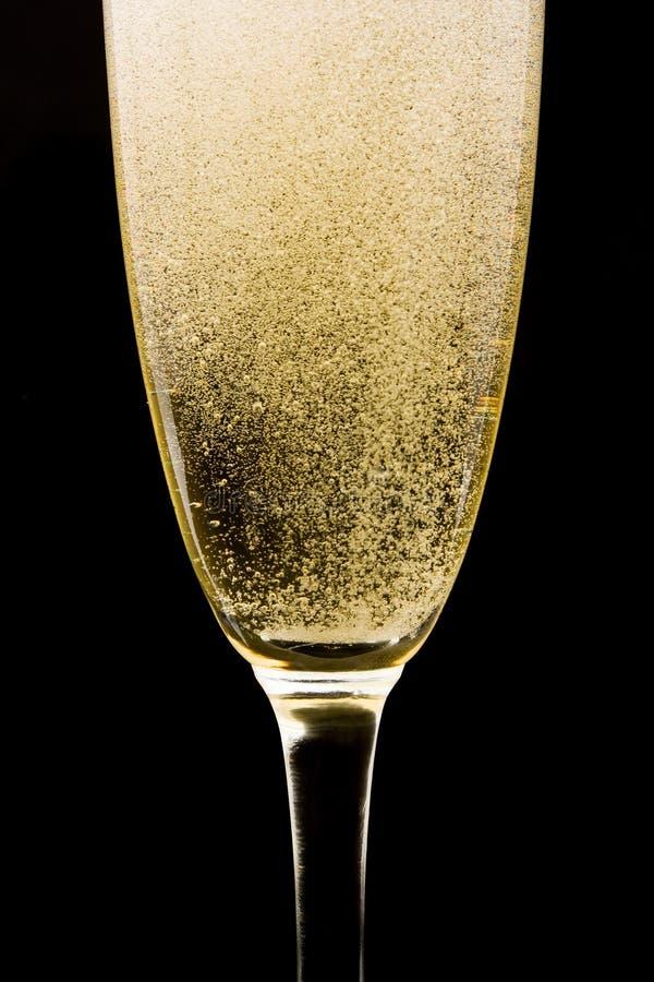 cannelure de champagne pétillant photographie stock