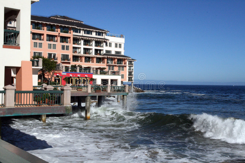 Cannery Row royalty free stock photography