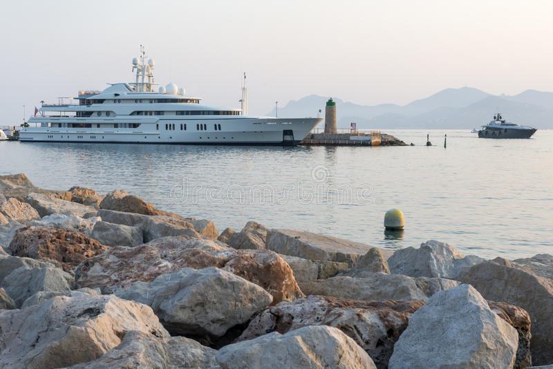 Cannes royalty-vrije stock afbeeldingen