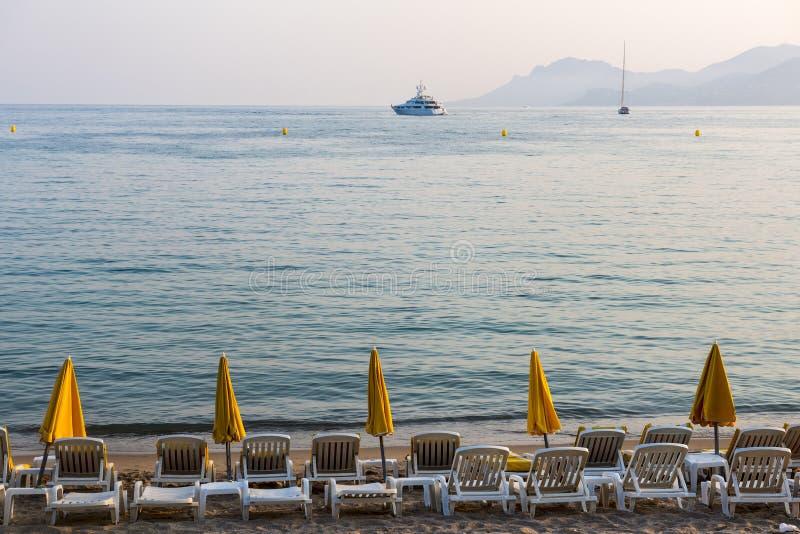 Cannes stock fotografie