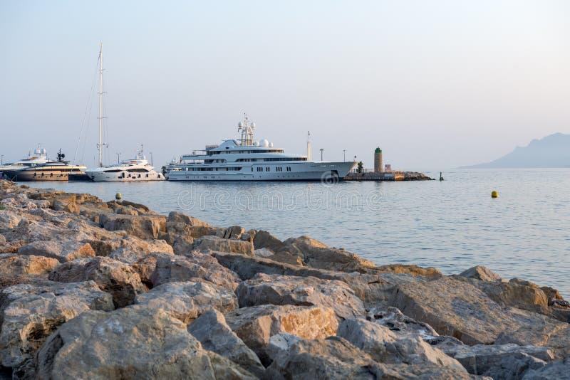 Cannes royalty-vrije stock fotografie