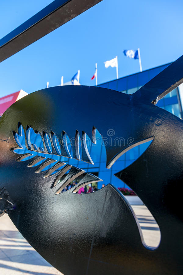 Cannes film Festiva royaltyfria bilder