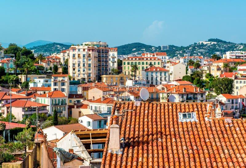 Cannes, Francia fotografia stock