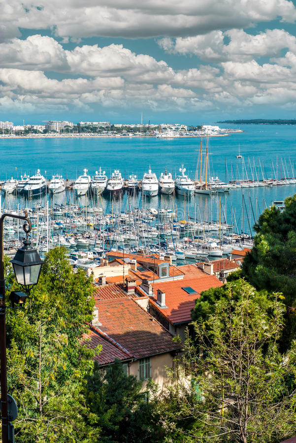 Cannes, Frankreich lizenzfreie stockfotos
