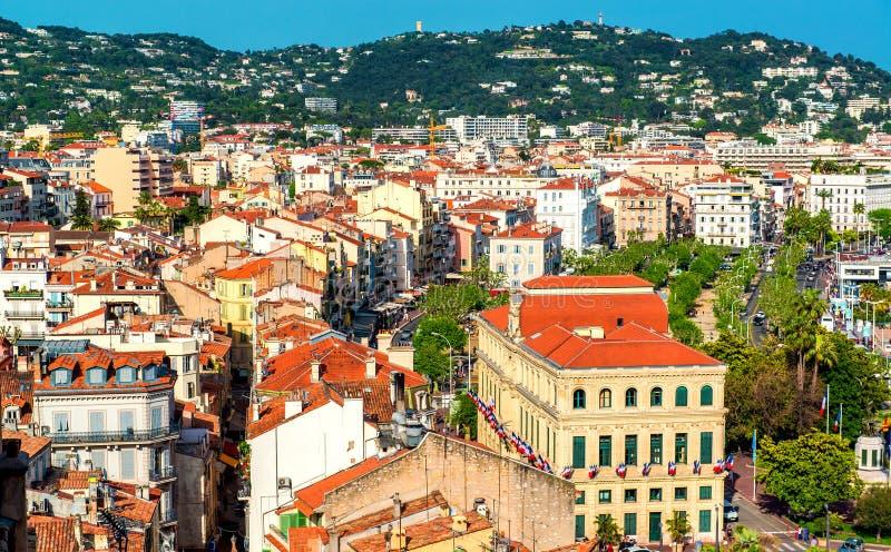 Cannes Frankrike royaltyfria bilder
