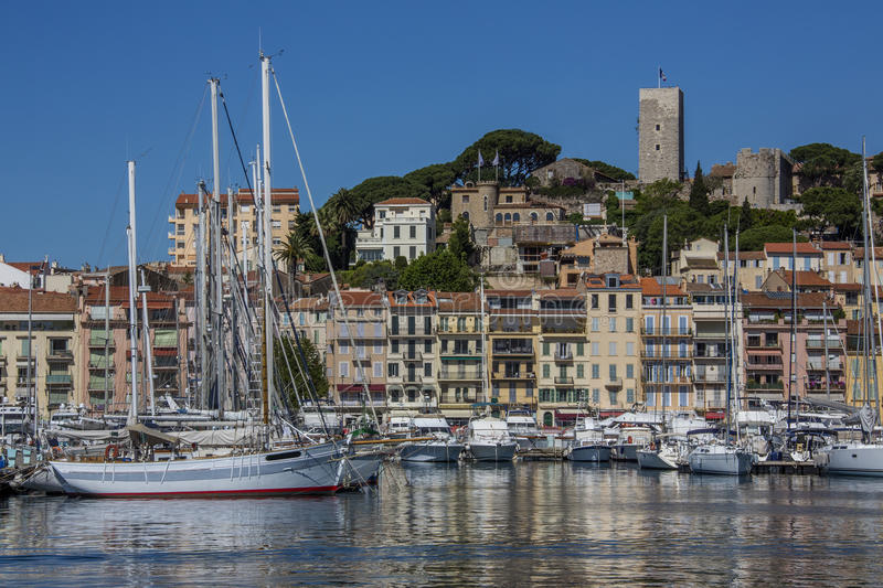 Download Cannes Old Town - South Of France Stock Image - Image: 26688903