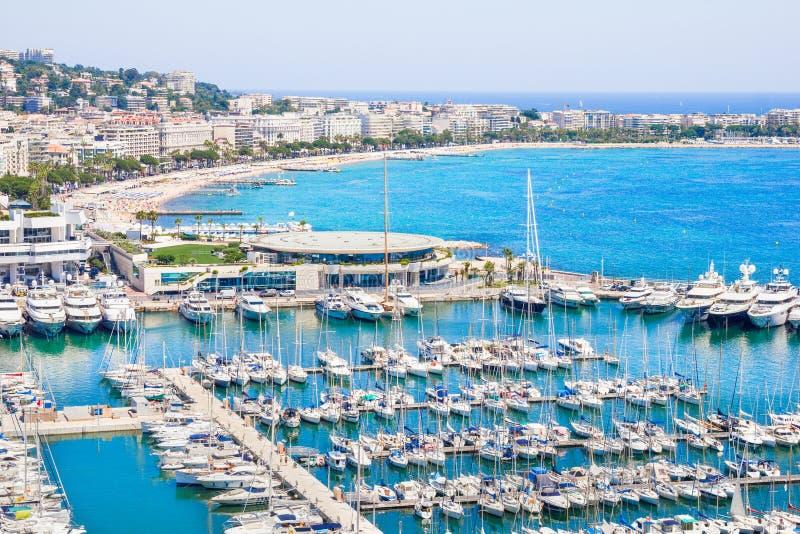 Download Cannes söder av Frankrike arkivfoto. Bild av cote, elegans - 78728286