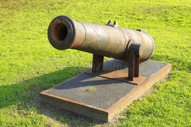 Download Cannon stock image. Image of steel, cannon, fire, weapon - 21832217