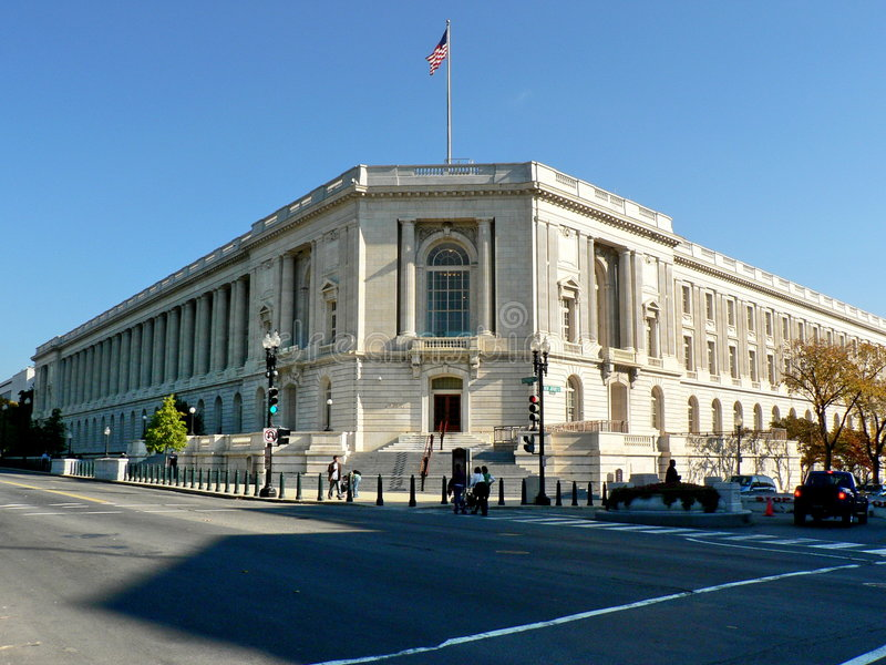 Download Cannon House Office Building Stock Photo - Image: 1416300