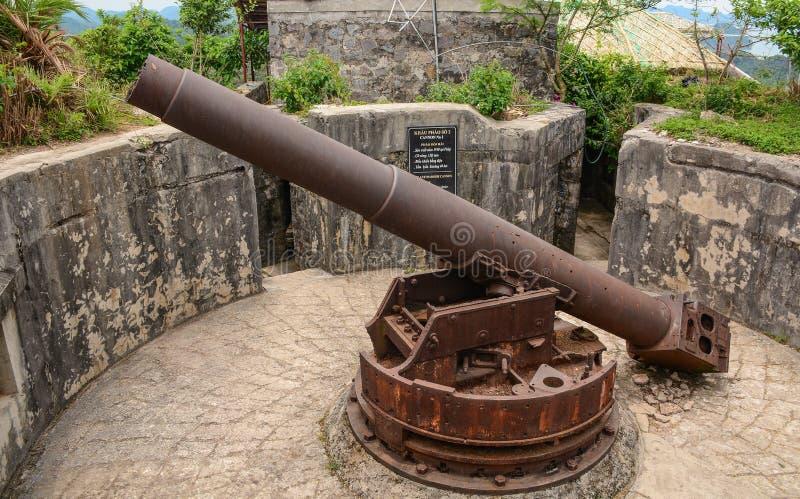 Cannone antico immagini stock