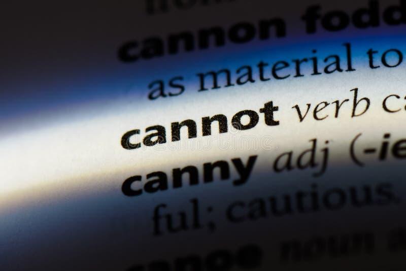 cannot arkivfoton