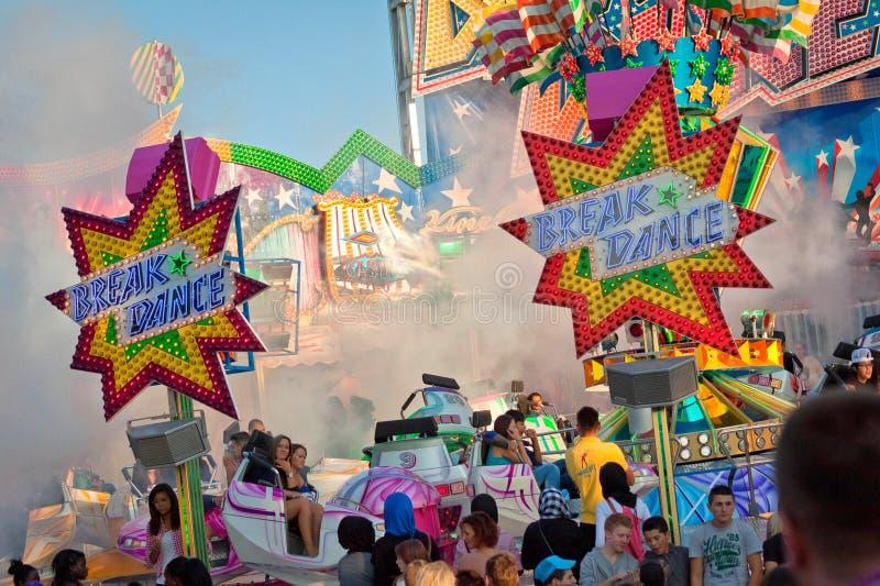 Cannstatter Festival royalty free stock image