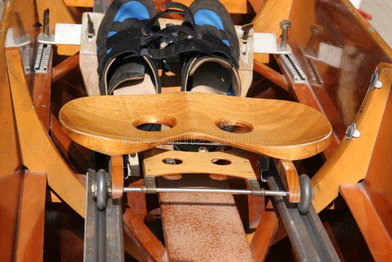 Canoa fotografia stock libera da diritti