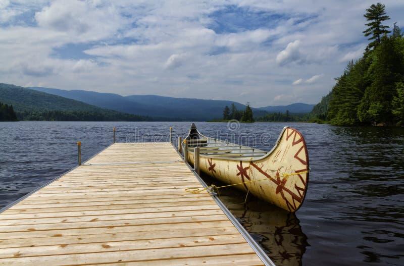 Canoa imagens de stock royalty free