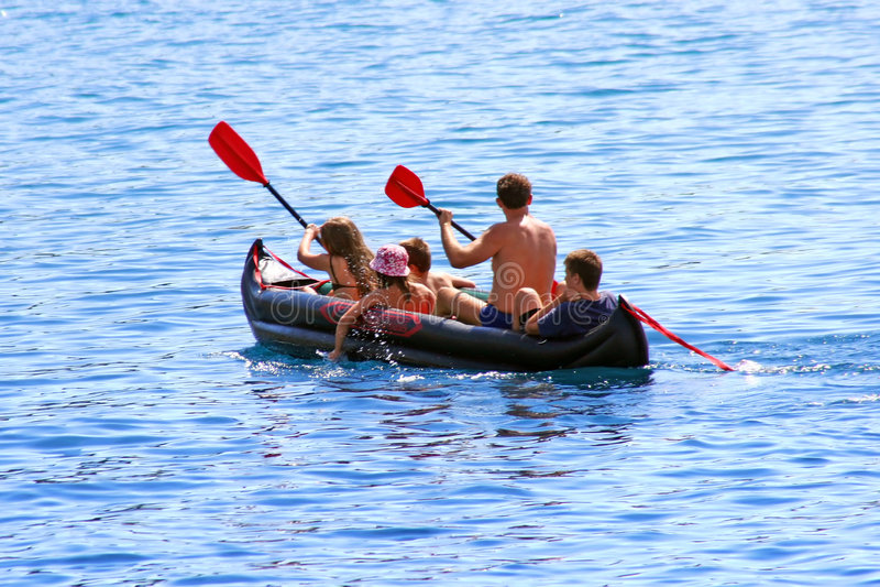 Canoeing da família