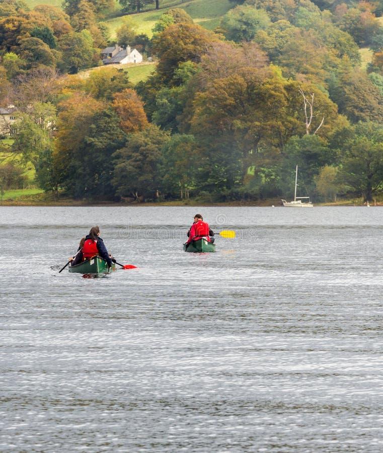 Canoess стоковое фото