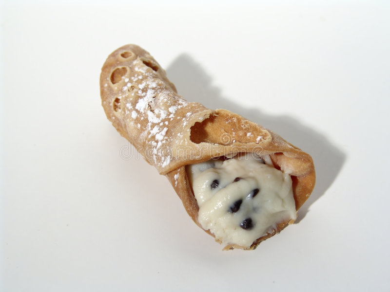 Canoli fotos de stock royalty free