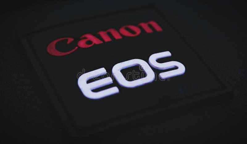 canon fotografia stock