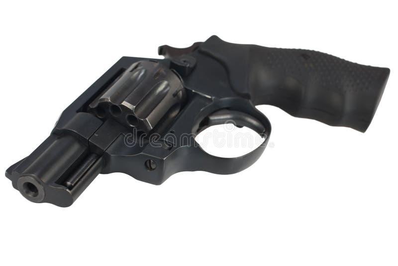 Canon de revolver images stock
