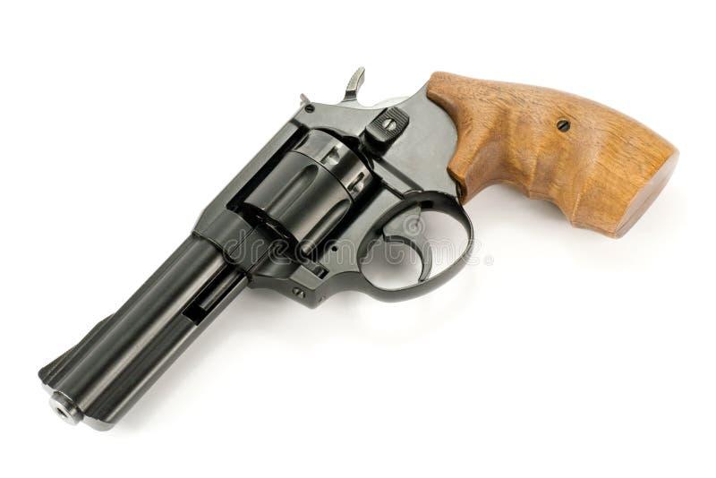 Canon de revolver photos stock