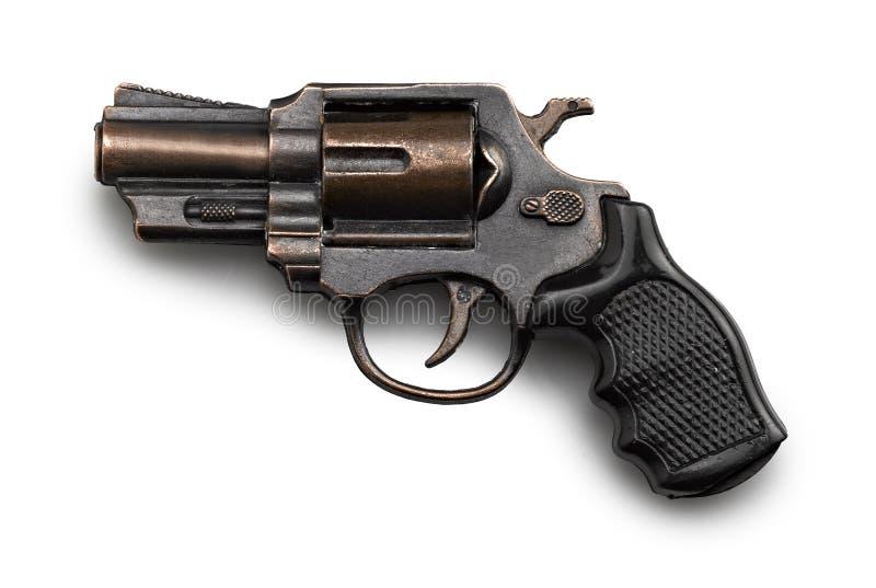 Canon de revolver photographie stock