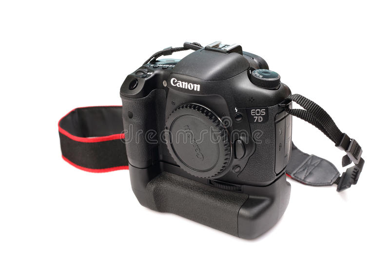 Download Canon eos 7d editorial photo. Image of colored, tool - 16222671
