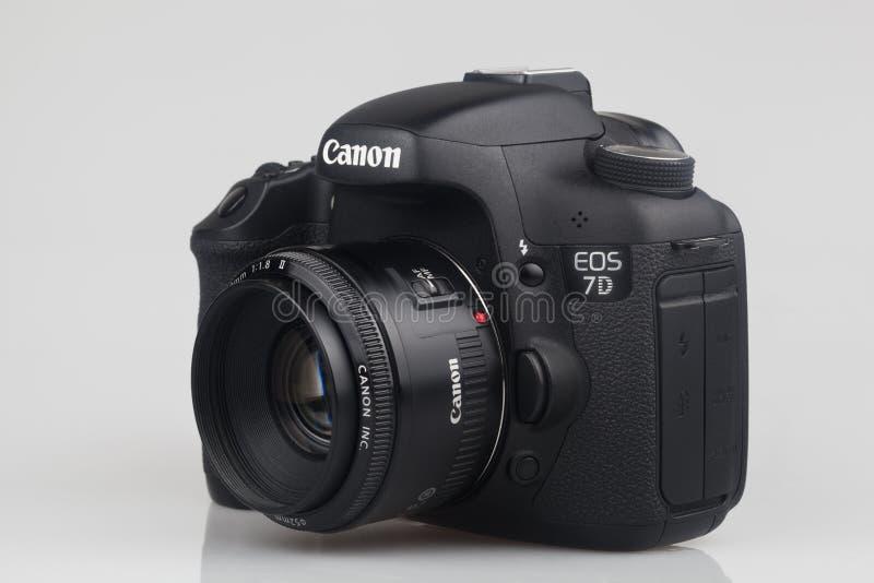 Canon EOS 7D obraz stock