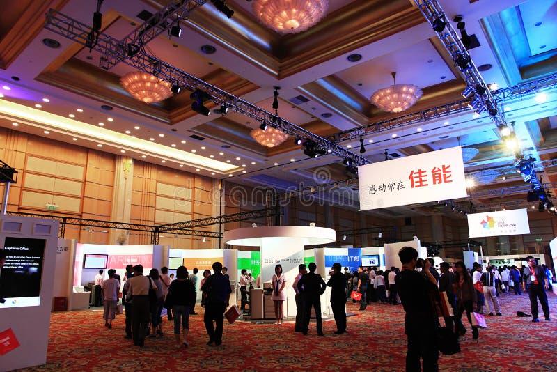 Canon Expo 2011 Editorial Stock Photo