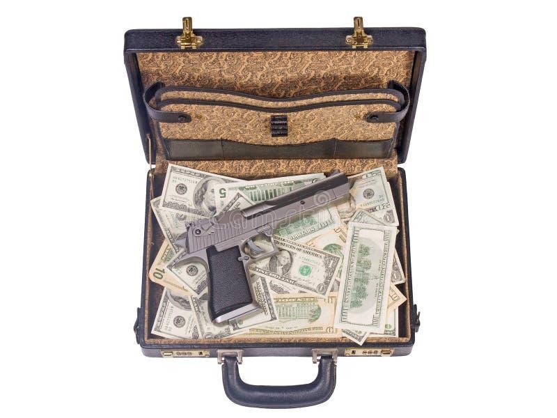 Canons et argent images libres de droits