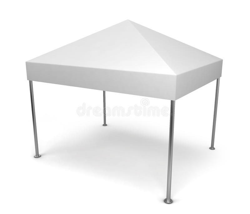 Canopy tent stock images