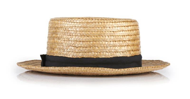 Download Canotier straw stock photo. Image of accessory, kepi - 41049984