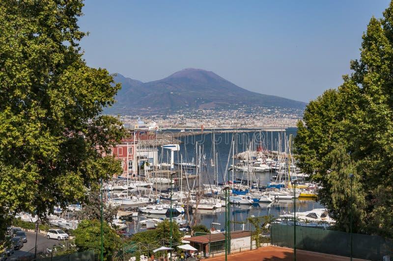 Canottieri Napoli de Circolo imágenes de archivo libres de regalías