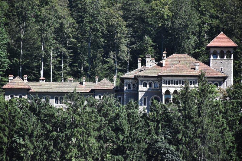 Cantacuzino Castle στοκ εικόνα με δικαίωμα ελεύθερης χρήσης