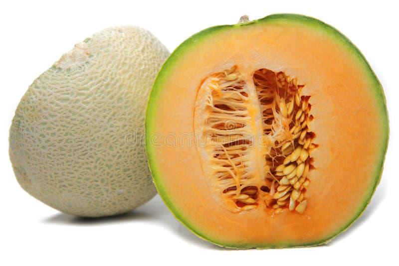 Cantaloup 2 photographie stock libre de droits