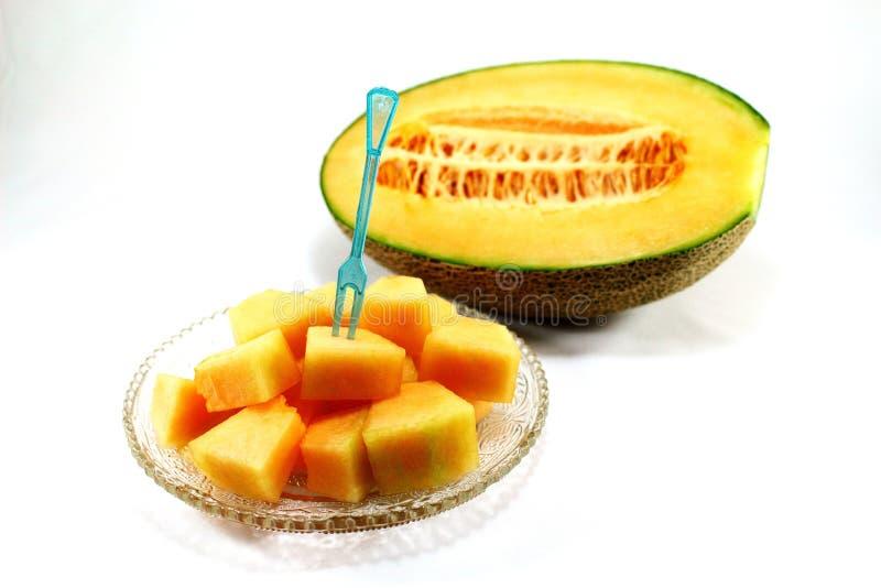 Cantaloup image stock
