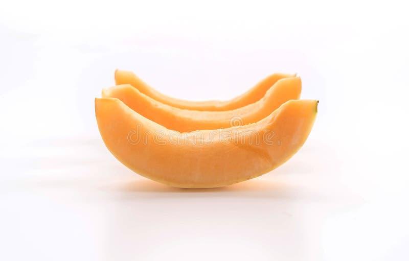 Cantaloupe fresco imagem de stock