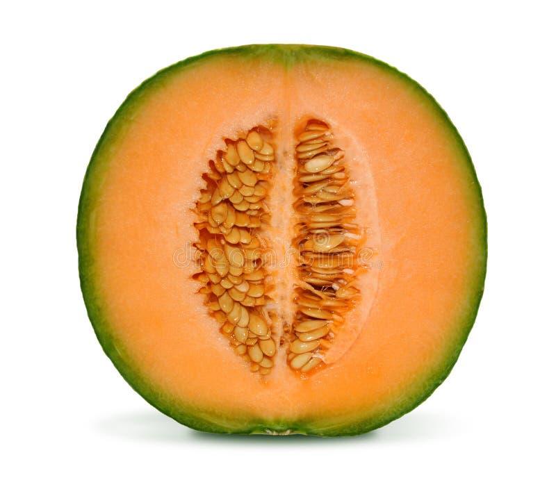 Download Cantaloupe melon stock image. Image of slice, ripe, watermelon - 17416325